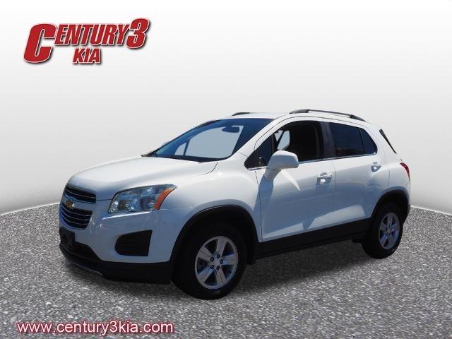 2016 Chevrolet Trax Lt Century 3 Kia Specials West Mifflin Pa